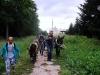 W drodze na biwak