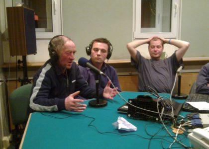 Bezdomni w Radio Plus Warszawa
