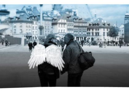 Anioł w Warszawie