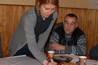 Warsztaty dla osób bezdomnych