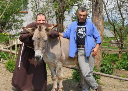 Wędrowne rekolekcje z towarzyszeniem osłów
