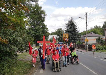 Piesza Pielgrzymka Osób Bezdomnych na Jasną Górę 5 – 15 sierpnia 2019 r.