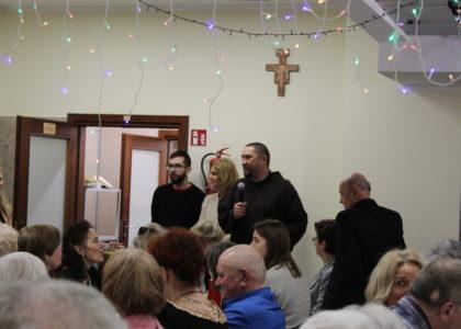 Spotkanie opłatkowe dla Wolontariuszy Domu bł. Aniceta