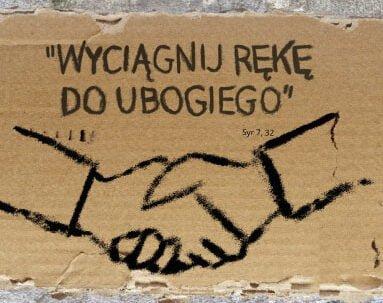 """""""Wyciągnij rękę do ubogiego"""" – IV ŚWIATOWY DZIEŃ UBOGICH w Fundacji Kapucyńskiej"""