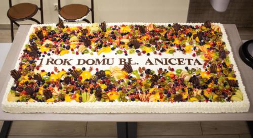 I Urodziny Domu bł. Aniceta 2019